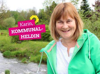 Karin Kleinert, Gemeinderätin in Saaldorf-Surheim