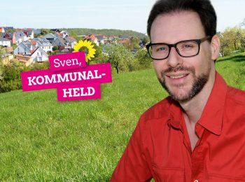 Sven Winzenhörlein, Kreisrat im Landkreis Würzburg