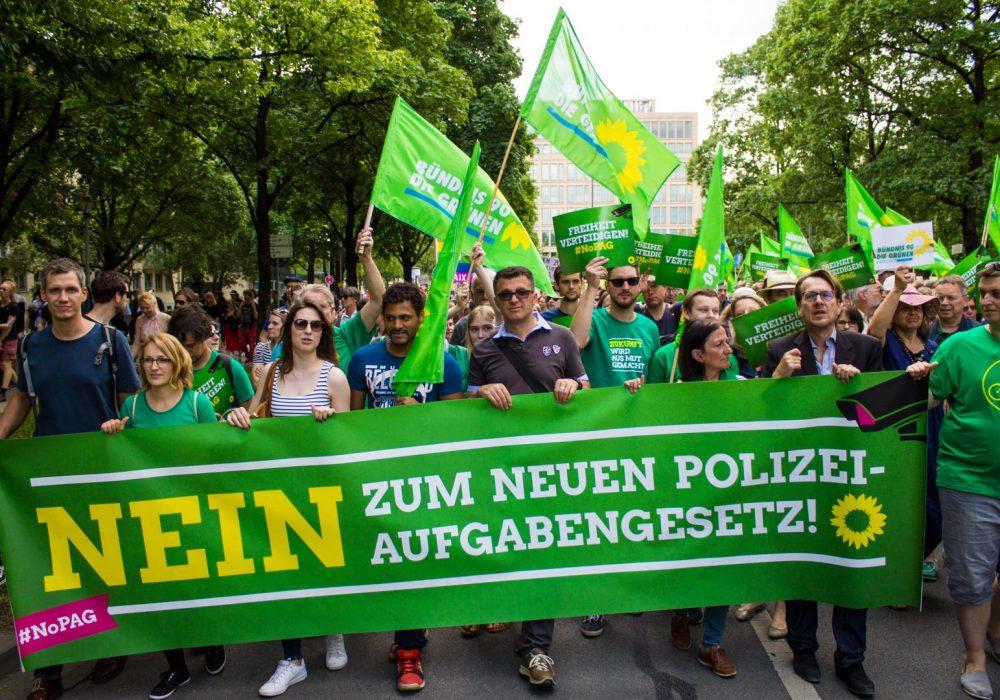 180510_noPAG_Demo gegen Polizeiaufgabengesetz