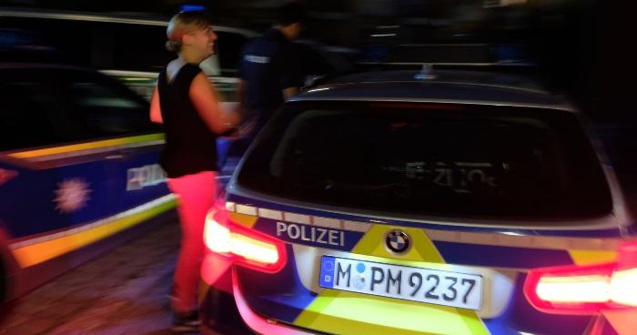 Katharina Schulze, Einsatz für Bayern, Polizei
