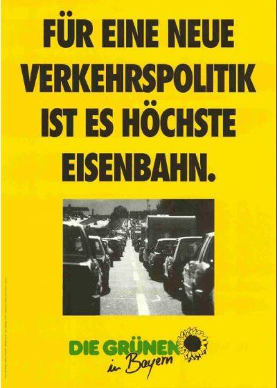 1992_Plakat-NeueVerkehrspolitik_HoechsteEisenbahn