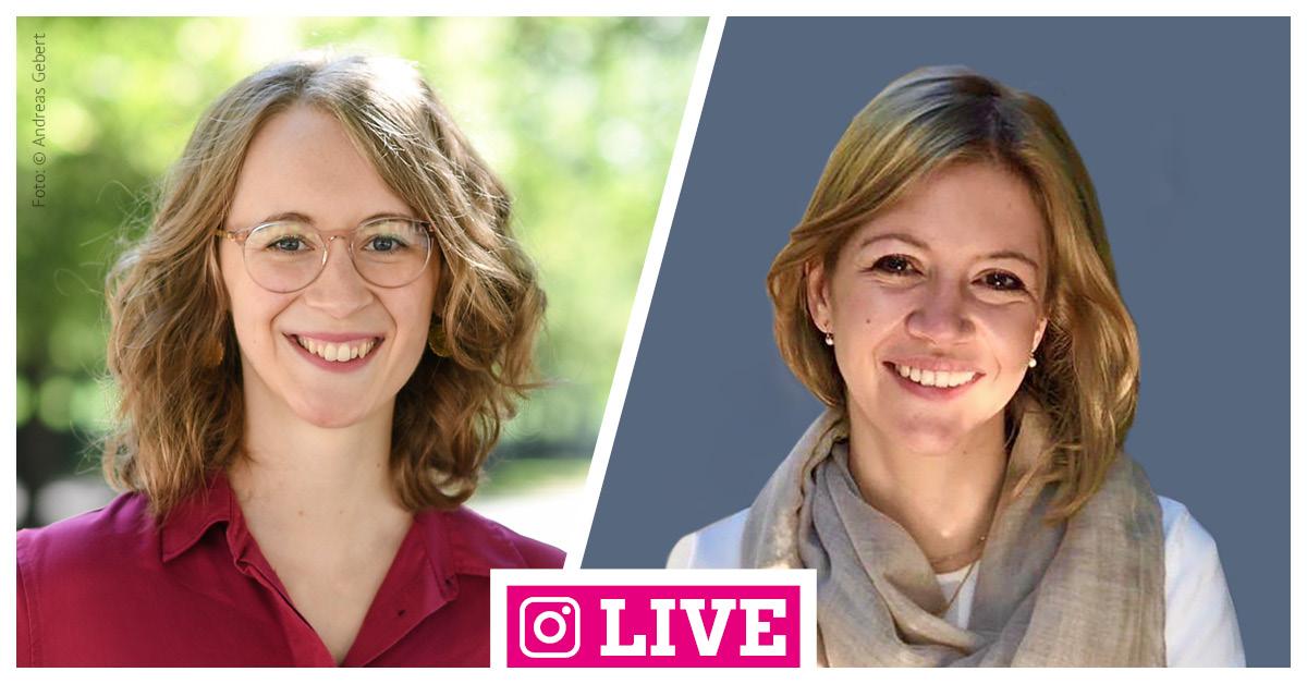 Eva Lettenbauer und Elisabeth-Loewenburg-Brzezinski