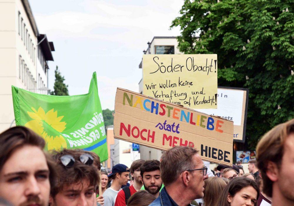 20180504 PAG Demo Passau