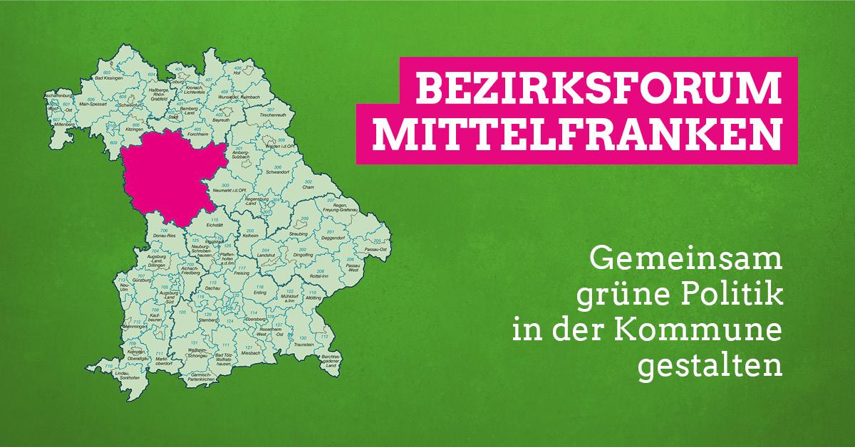 Bezirksforum Mittelfranken