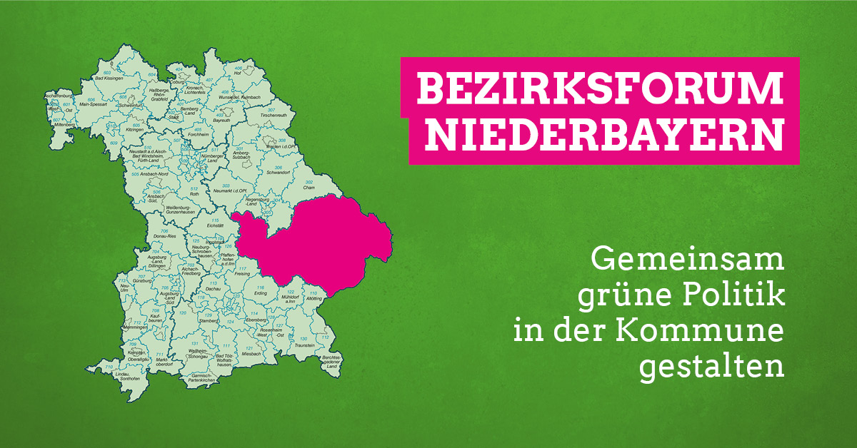 Bezirksforum Niederbayern