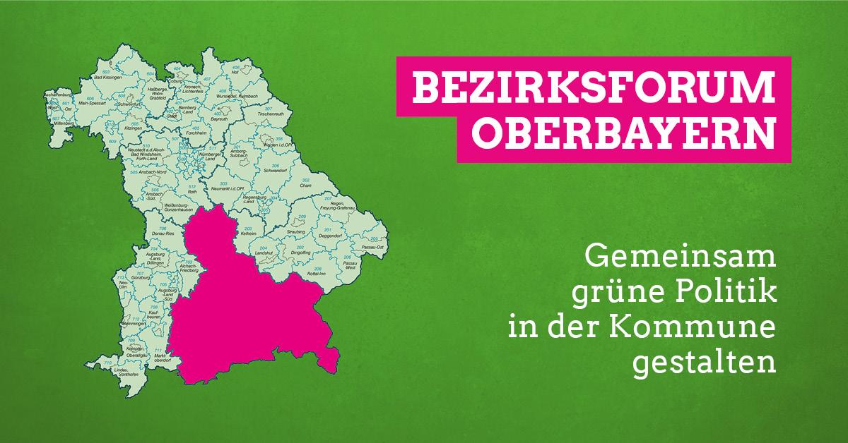 Bezirksforum Oberbayern