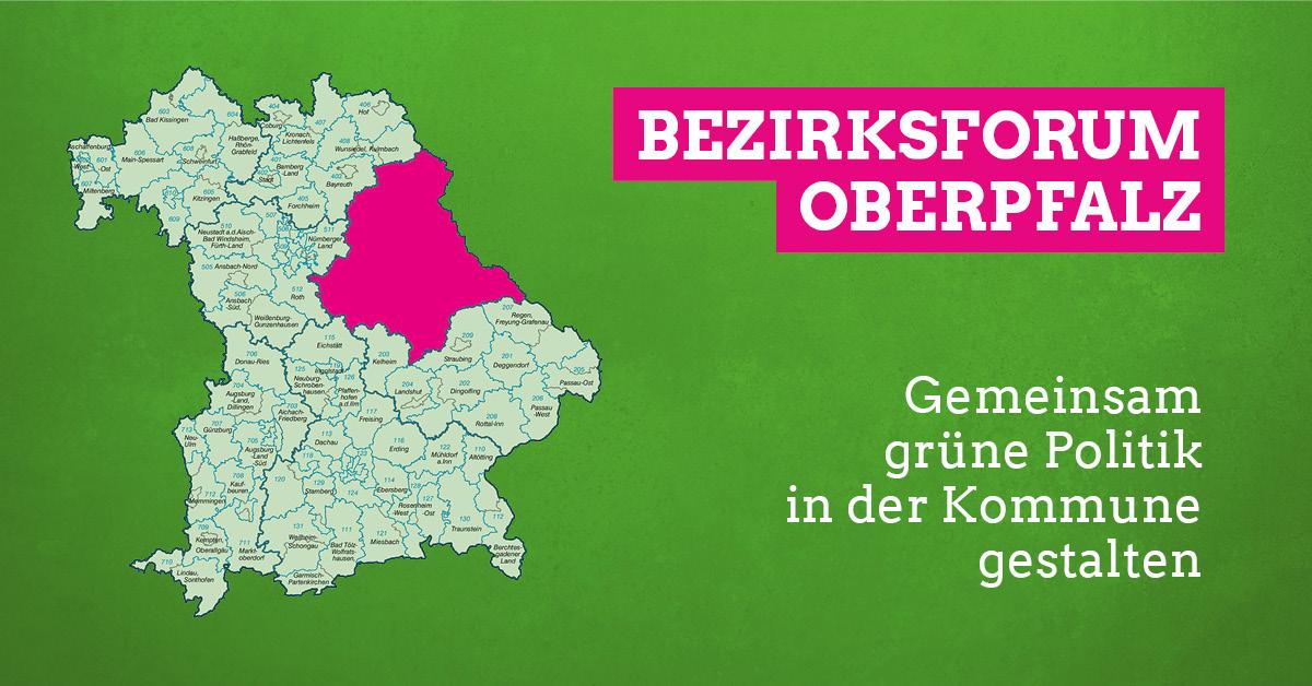 Bezirksforum Oberpfalz