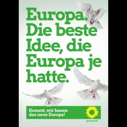 Europa Plakat_Europa-Idee