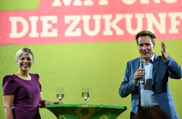 Frag das Spitzenduo_Katharina Schulze_Ludwig Hartmann_Die Grünen