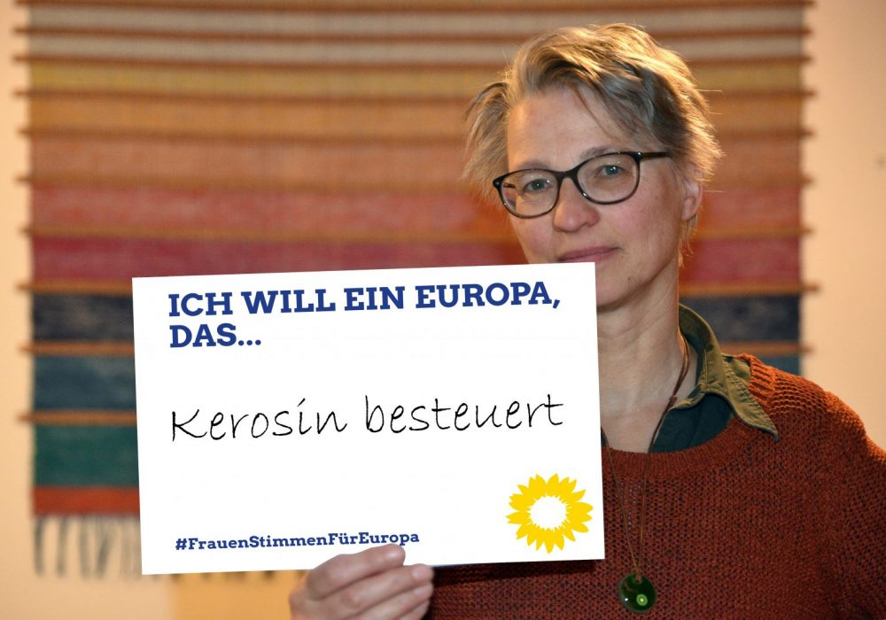 #FrauenStimmen für Europa_Grüne Bayern_ Antje Laux