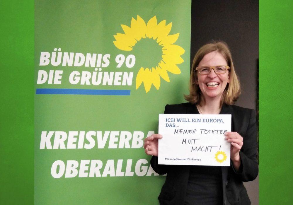 #FrauenStimmenfürEuropa_Ich will ein Europa, das_Frauentag_Grüne Bayern_11