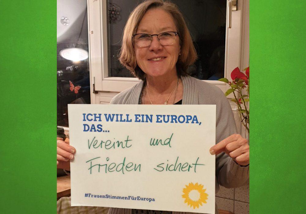 #FrauenStimmenfürEuropa_Ich will ein Europa, das_Frauentag_Grüne Bayern_2