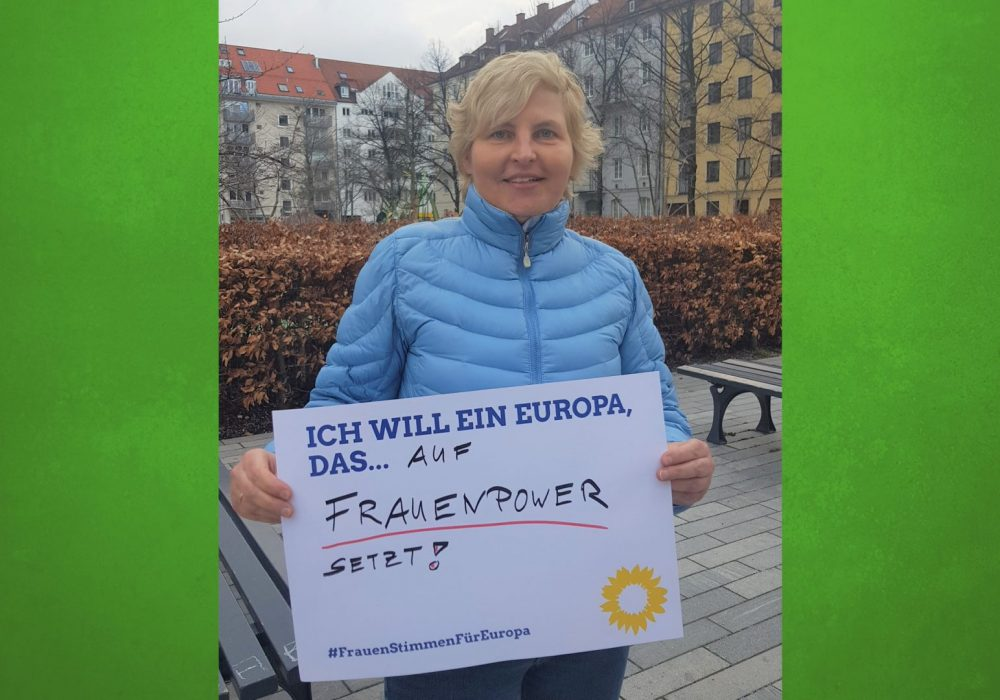 #FrauenStimmenfürEuropa_Ich will ein Europa, das_Frauentag_Grüne Bayern_3