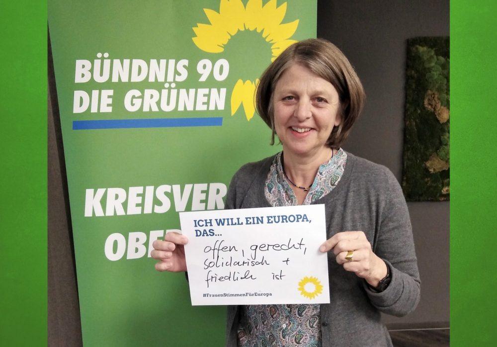 #FrauenStimmenfürEuropa_Ich will ein Europa, das_Frauentag_Grüne Bayern_8