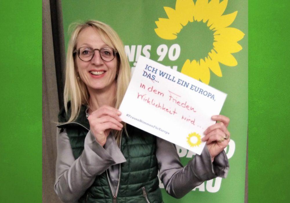 #FrauenStimmenfürEuropa_Ich will ein Europa, das_Frauentag_Grüne Bayern_9