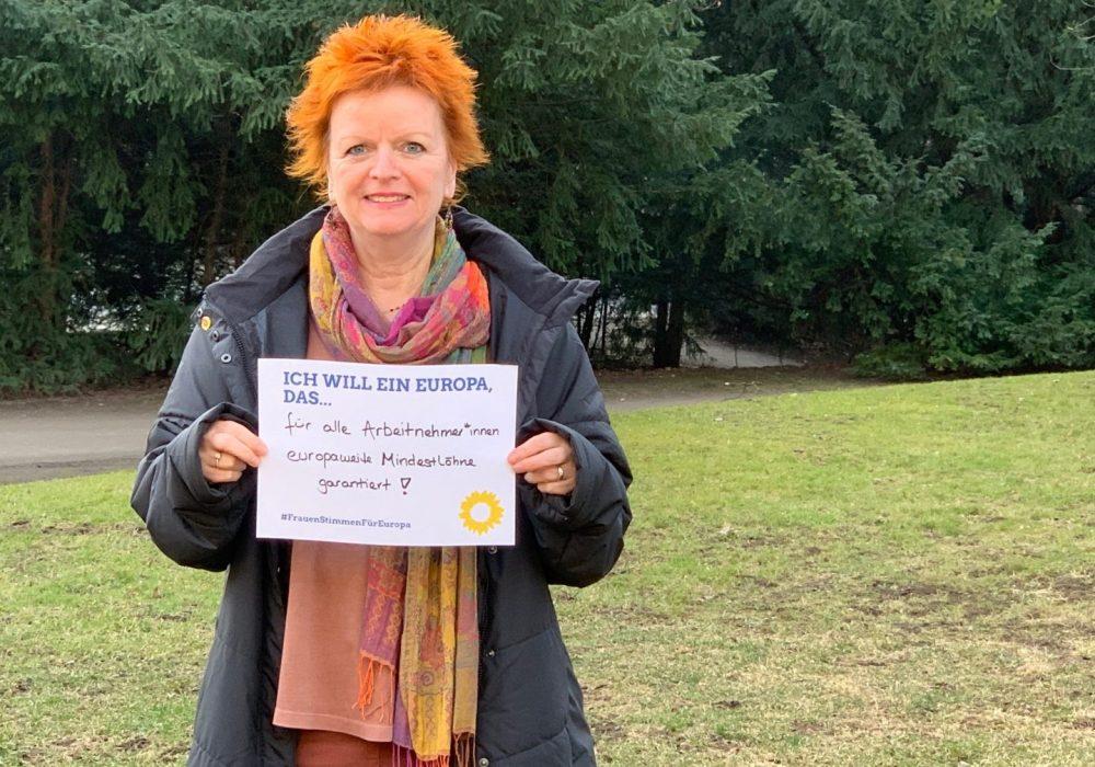 #FrauenStimmenfürEuropa_Ich will ein Europa, das_Frauentag_Grüne Bayern_Barbara Fuchs