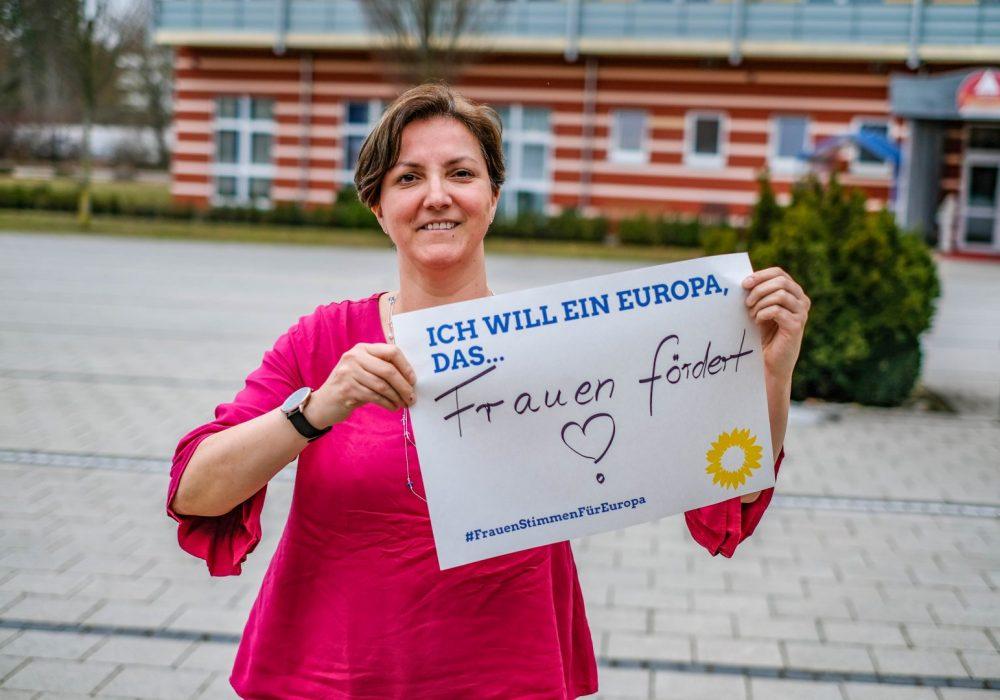 #FrauenStimmenfürEuropa_Ich will ein Europa, das_Frauentag_Grüne Bayern_LDK 6