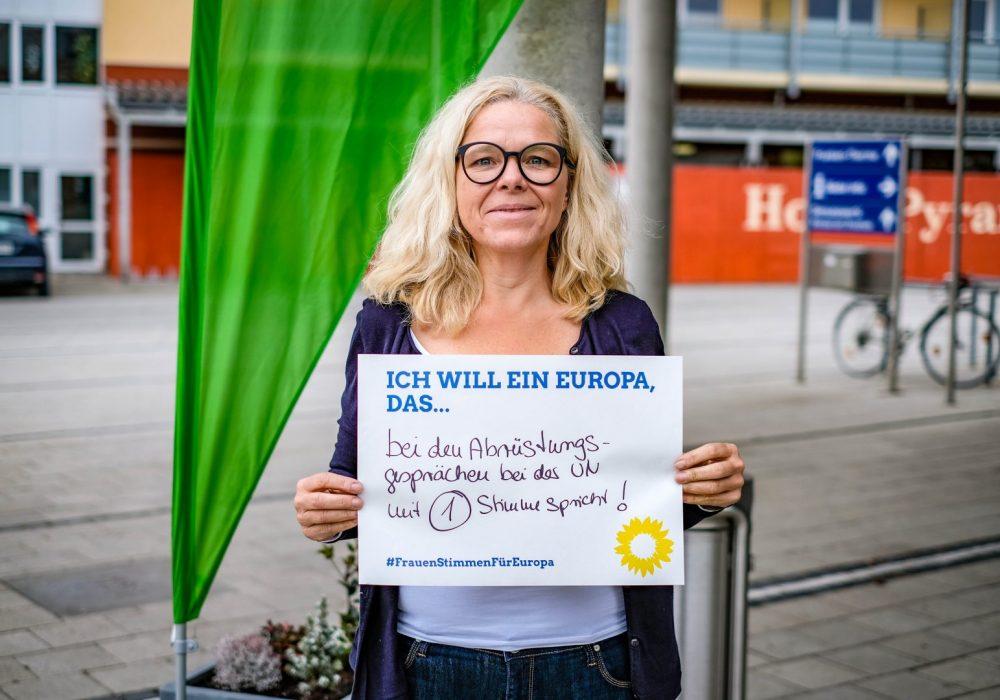 #FrauenStimmenfürEuropa_Ich will ein Europa, das_Frauentag_Grüne Bayern_LDK 7