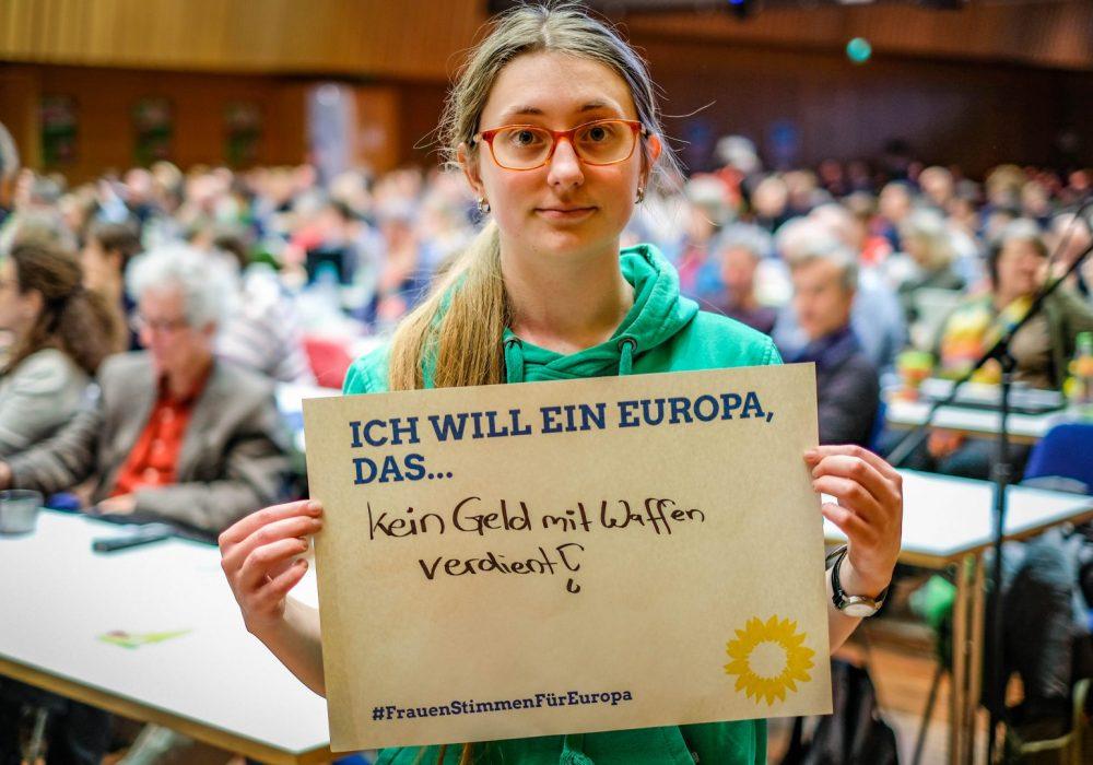 #FrauenStimmenfürEuropa_Ich will ein Europa, das_Frauentag_Grüne Bayern_LDK 9