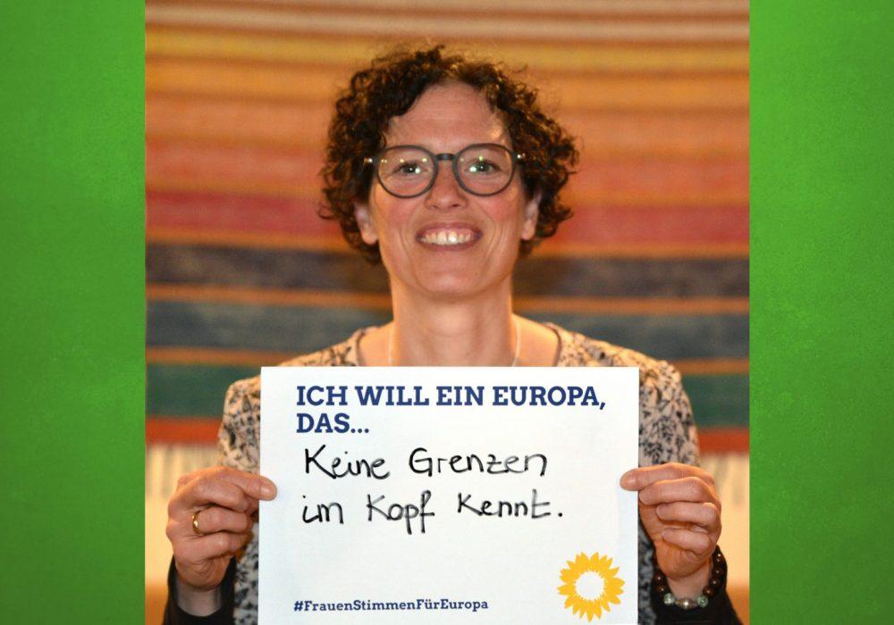 #FrauenStimmenfürEuropa_Ich will ein Europa, das_Frauentag_Grüne Bayern_Sandra Prent