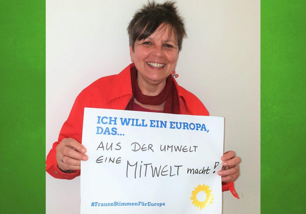 #FrauenStimmenfürEuropa_Ich will ein Europa, das_Frauentag_Grüne Bayern_Sarah Friedrich