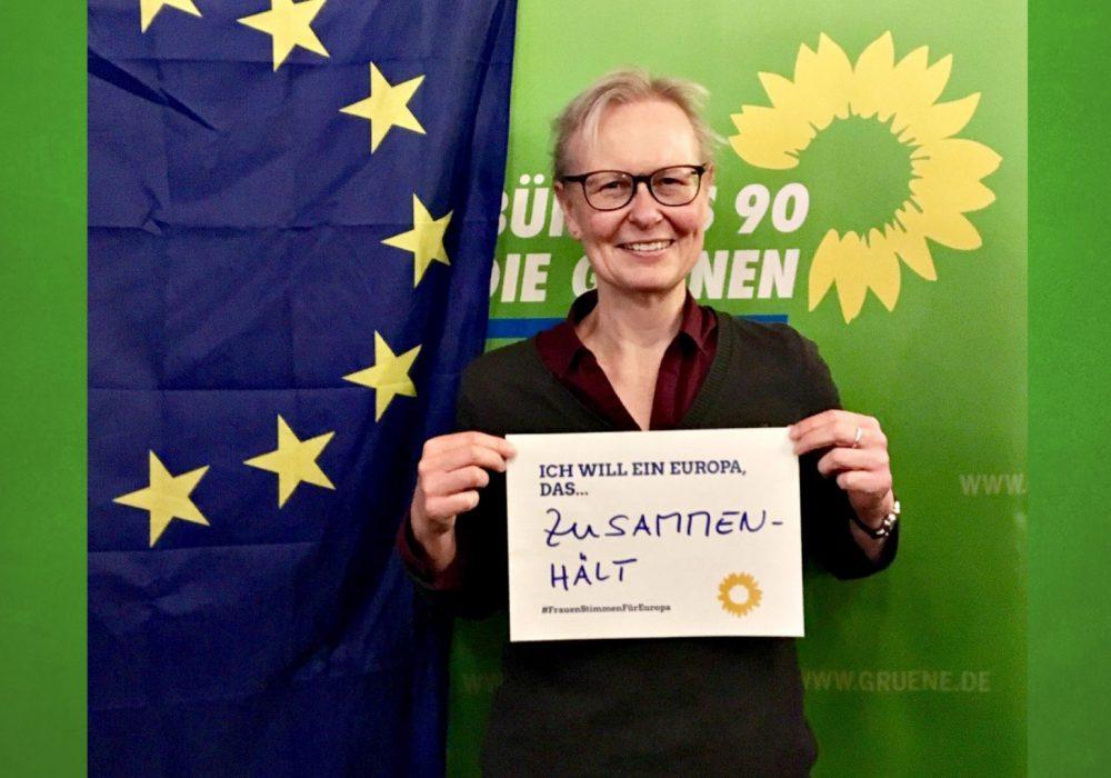 #FrauenStimmenfürEuropa_Ich will ein Europa, das_Frauentag_Grüne Bayern_Starnberg