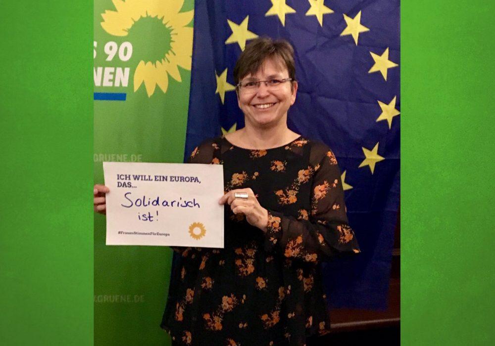 #FrauenStimmenfürEuropa_Ich will ein Europa, das_Frauentag_Grüne Bayern_Starnberg 11