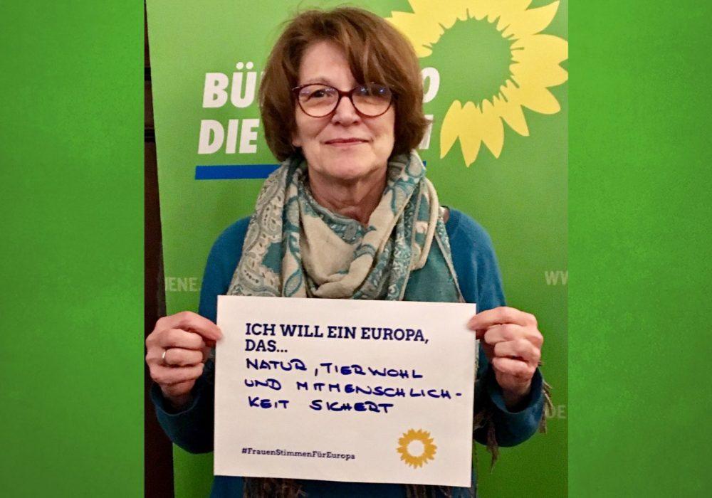 #FrauenStimmenfürEuropa_Ich will ein Europa, das_Frauentag_Grüne Bayern_Starnberg 4
