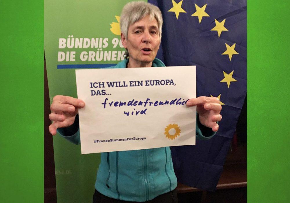 #FrauenStimmenfürEuropa_Ich will ein Europa, das_Frauentag_Grüne Bayern_Starnberg 5