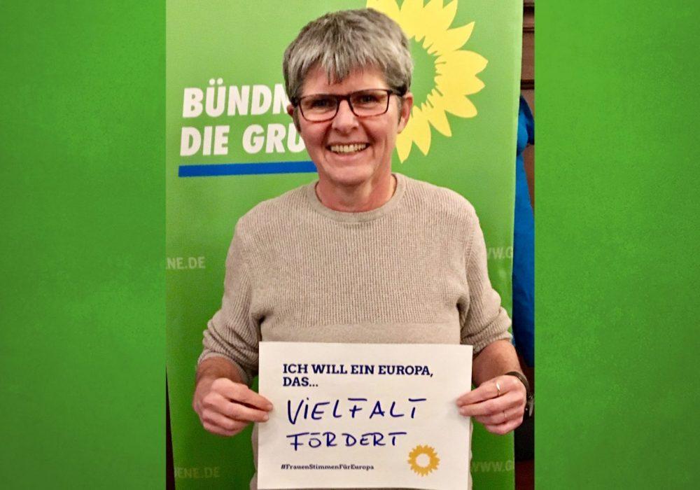 #FrauenStimmenfürEuropa_Ich will ein Europa, das_Frauentag_Grüne Bayern_Starnberg 6