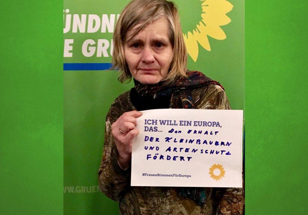 #FrauenStimmenfürEuropa_Ich will ein Europa, das_Frauentag_Grüne Bayern_Starnberg 7