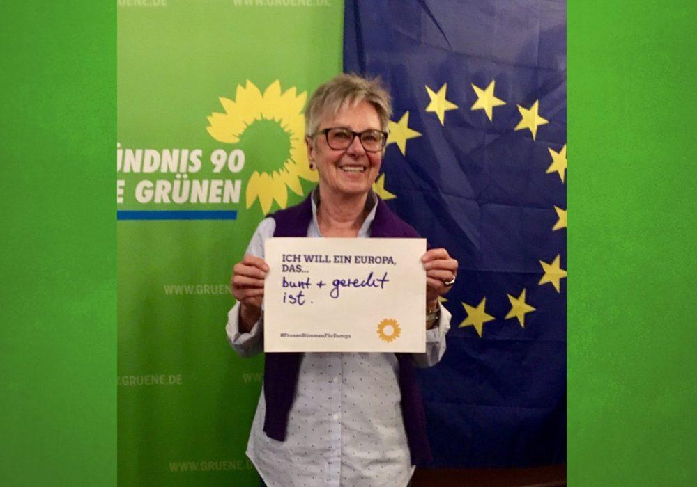 #FrauenStimmenfürEuropa_Ich will ein Europa, das_Frauentag_Grüne Bayern_Starnberg 8