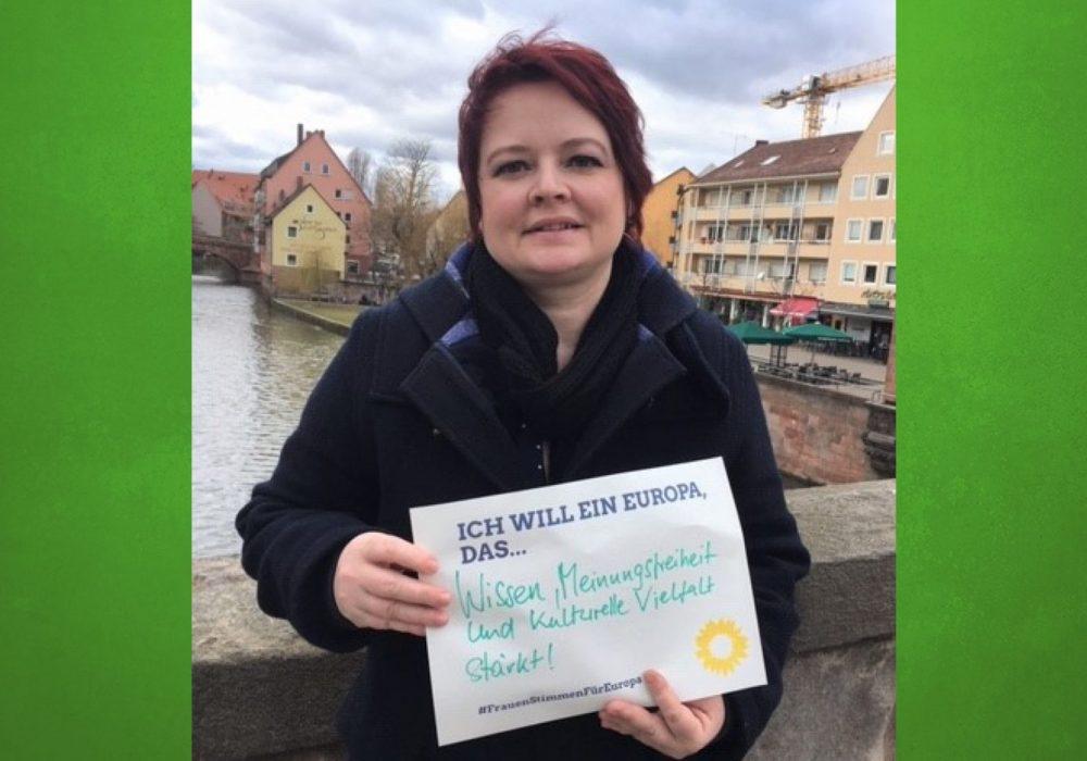 #FrauenStimmenfürEuropa_Ich will ein Europa, das_Frauentag_Verena Osgyan