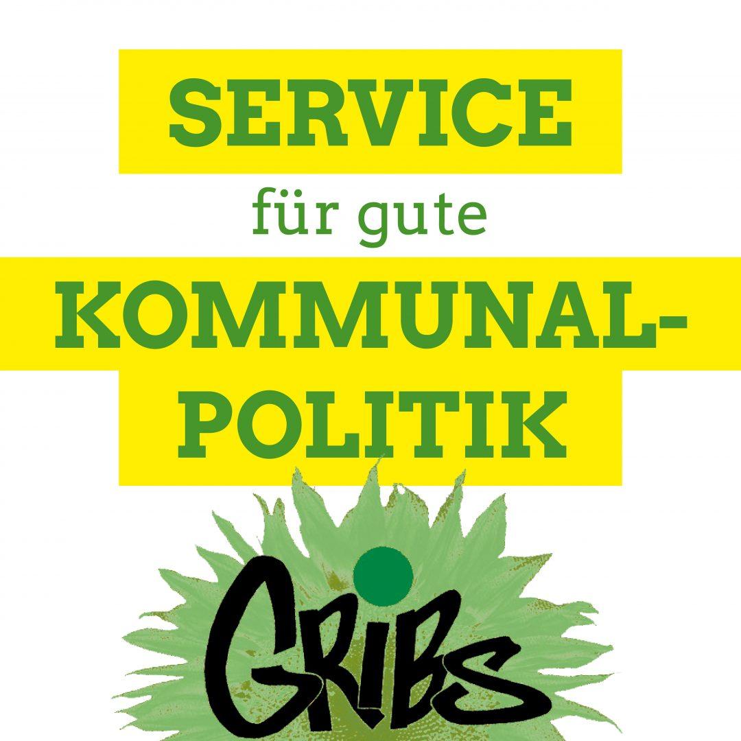 GRIBS: Service und Hilfe für grüne Kommunalpolitiker*innen