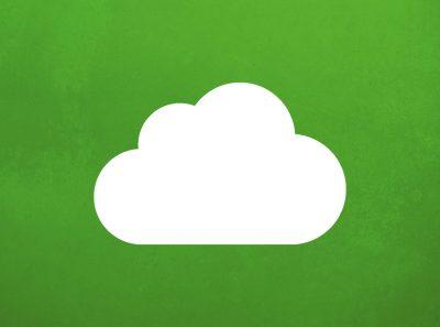 Grüne Wolke