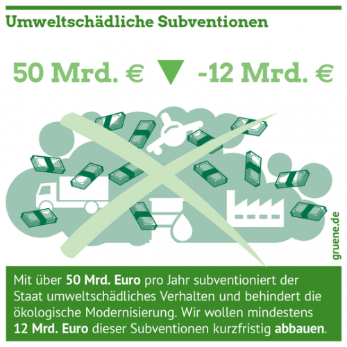 Gruene_Oekologie_Wirtschaft_Umweltschaedliche_Subventionen