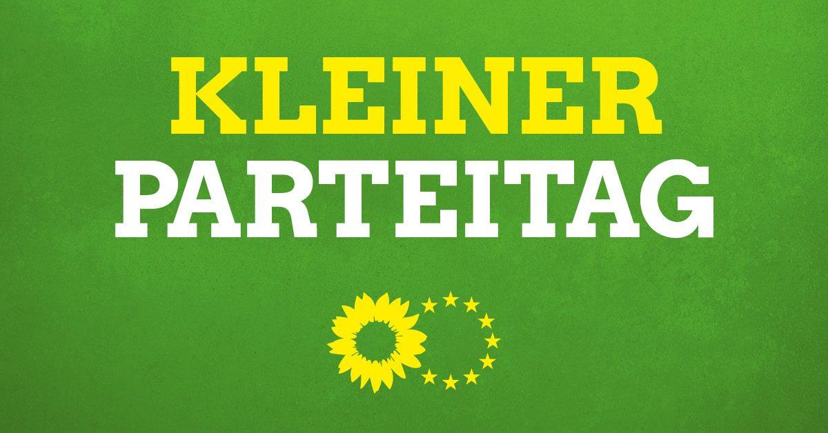 Kleiner Parteitag Nürnberg