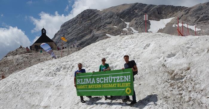 Klimaschutz_Zugspitze_Ludwig Hartmann