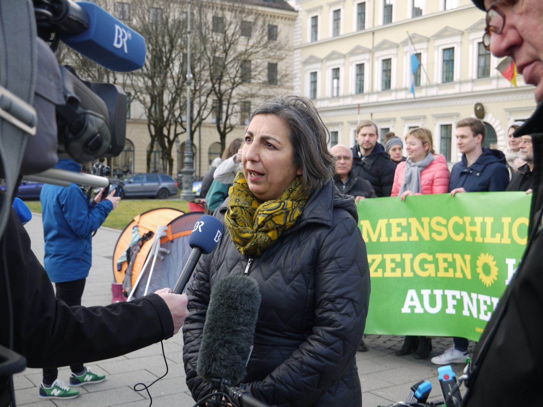 Gülseren Demirel im Interview