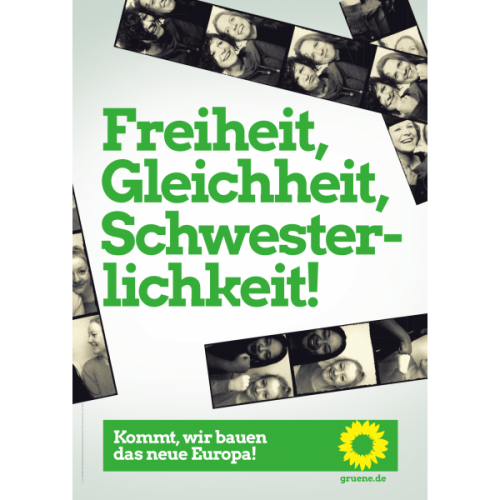 Europa Plakat_Schwesterlichkeit