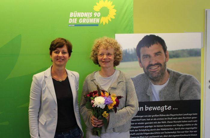 Sepp Daxenberger Preis_Sigi Hagl und Doris Otminghaus