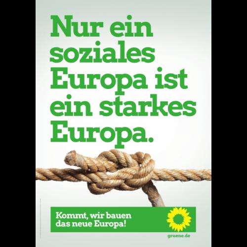 Europa Plakat_Soziales Europa