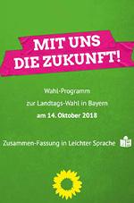 Wahlprogramm in leichter Sprache_Landtagswahl 2018