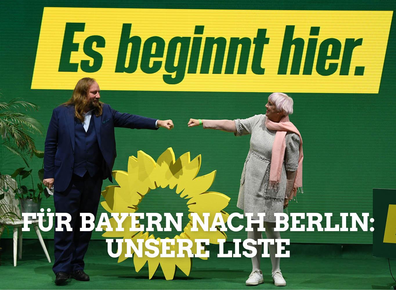 Unsere Kandidaten zur Bundestagswahl 2021