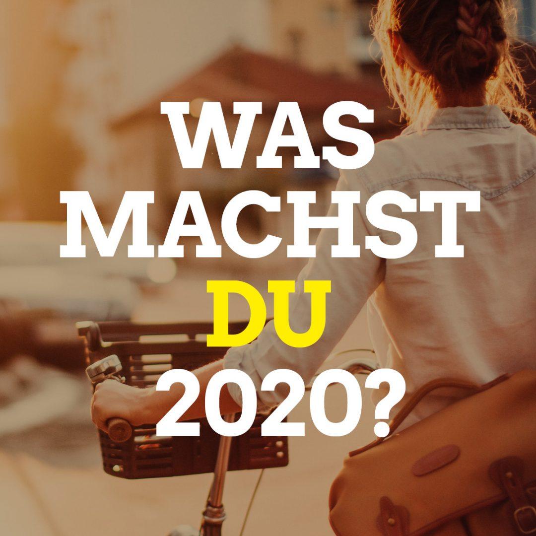Was machst du 2020? Wir brauchen dich in der Kommunalpolitik!
