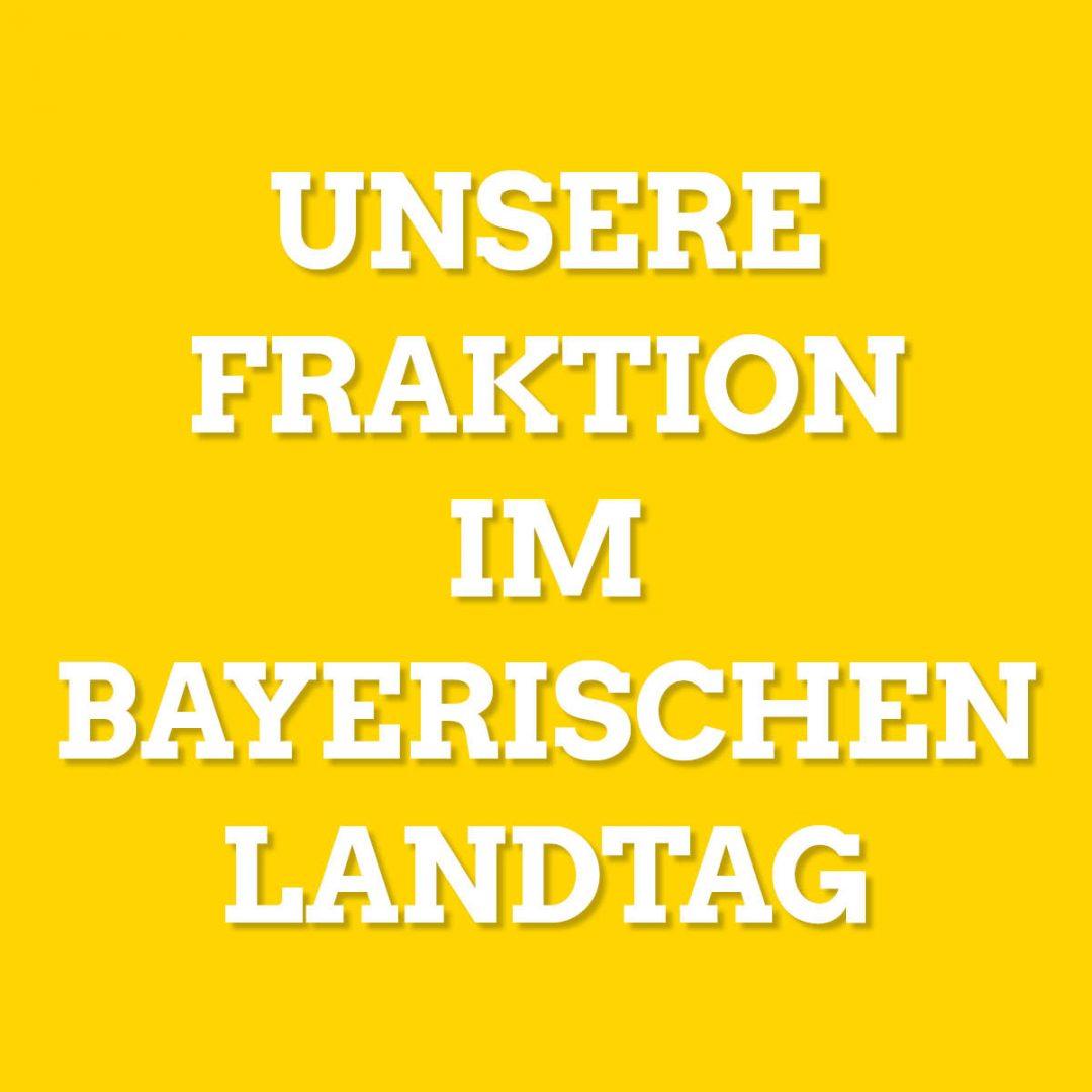 Hier geht's zur Seite unserer Fraktion im Bayerischen Landtag